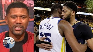 Anthony Davis doesn't have to choose between legacy and money - Jalen Rose | Jalen & Jacoby