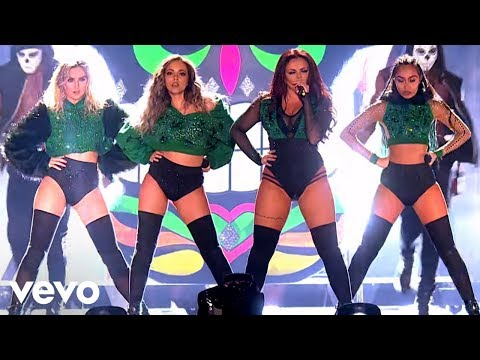 Little Mix - Black Magic - Live at The BRIT Awards 2016