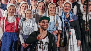 """Mark Forster singt """"Chöre"""" - mit den """"Sohl"""