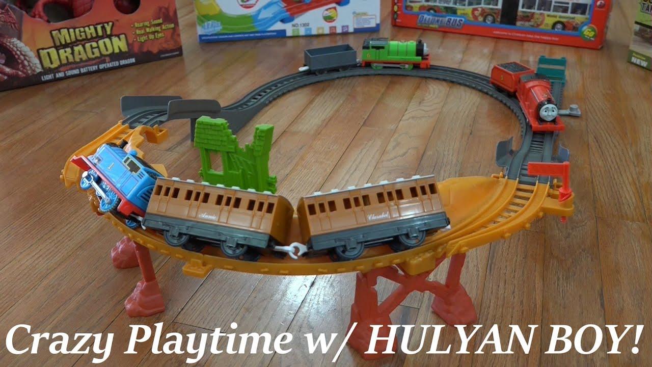 Thomas & Friends Trackmaster Breakaway Bridge Set Playtime + ...