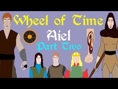 Wheel Of Time: Aiel (Part 2 Of 2 - Spoilers!)