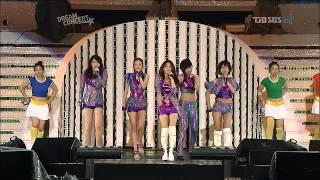 【live】 kara were with you ドリームコンサート 2010