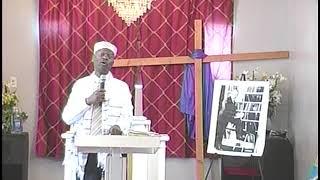 PASTOR LARRY INGRAM - BLACKS IN THE BIBLE  PT. 1