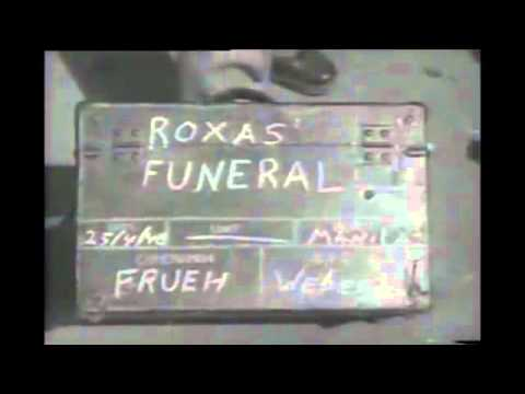 Roxas State Funeral