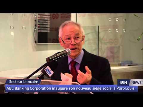 ABC Banking Corporation inaugure son nouveau siège social à Port-Louis