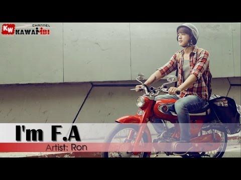 I'm FA - Ron [ Video Lyrics Kara ]