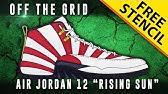 67688d3d161 Custom  Air Jordan 12