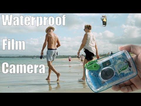 FujifilmQuickSnap Waterproof Disposable Camera