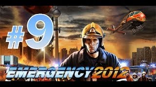 Emergency 2012 Walkthrough: Mission 9 - Radioactive cloud over Frankfurt!
