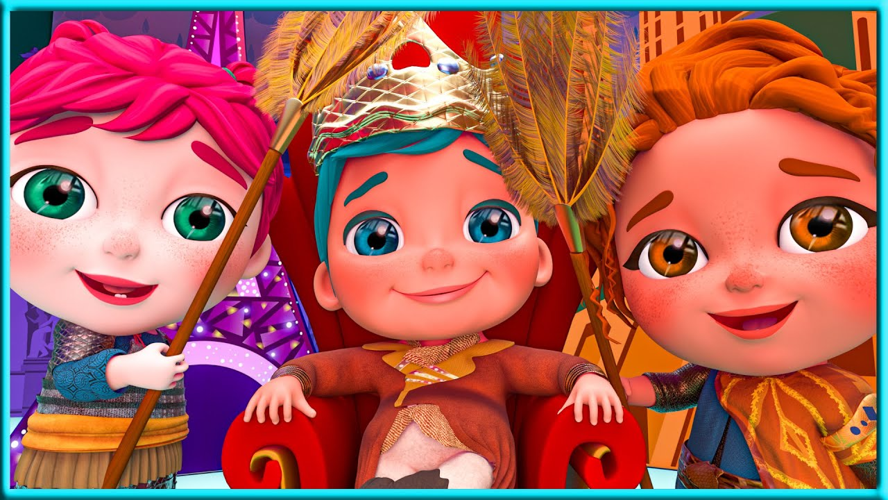 If I Were a King  , Candy Song  + The BEST SONGS For Children - Viola Kids Original Songs