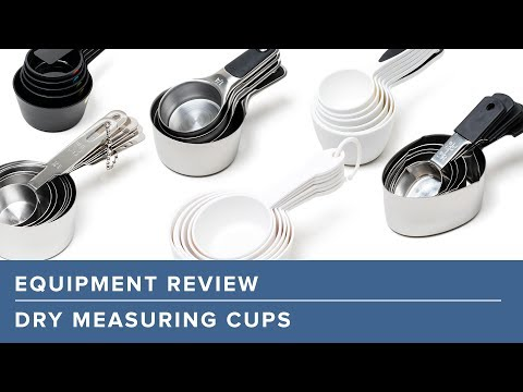 The Best Dry Measuring Cups