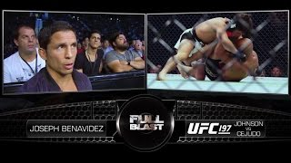 Video The Ultimate Fighter Finale: Joe Benavidez Full Blast - Johnson vs Cejudo download MP3, 3GP, MP4, WEBM, AVI, FLV November 2017