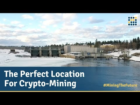 The Perfect Location For Crypto-Mining / Genesis Mining #MiningTheFuture - The Series Episode 4