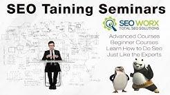 Seo Training Courses & Seminars in Sydney