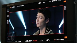 Behind the Scenes of Asher Angel& 39 s & 39 One Thought Away& 39 Music Exclusive
