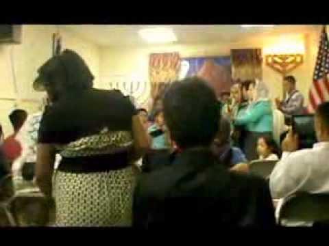 Iglesia De Dios Israelita El Elohe Israel En NY (Estudiantina Izhar) - Cuando Venga Jesucristo