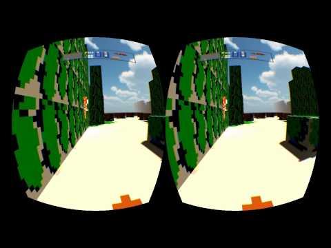 Zelda Remade For Oculus Rift | Zelda Virtual Reality