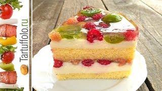 """Торт """"Ягодное ЧУДО"""""""