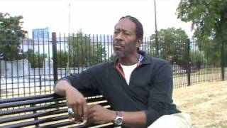 Clarke Peters Interview - Five Guys Named Moe - Edinburgh Festival Fringe 2010