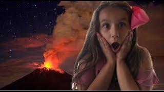 Coca-cola volcano 🌋* unexpected end*