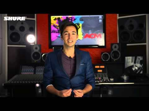Shure Vocal Mastery: Introduction - The Academy of Contemporary Music (ACM)