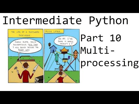 Multiprocessing - Intermediate Python Programming p.10