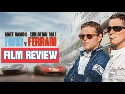 Ford v Ferrari - film review