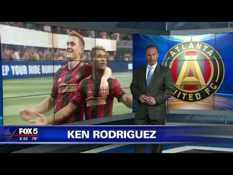Atlanta United's Martinez avoids major injury