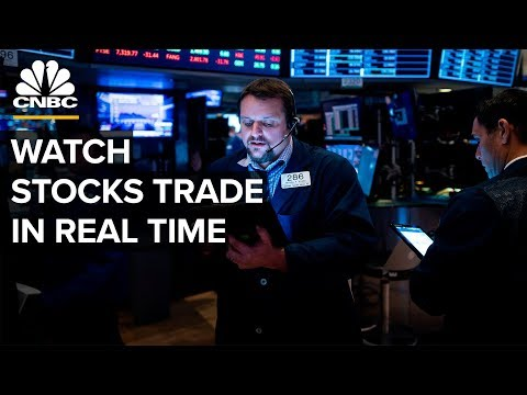 Watch stocks trade in real time on first day of trading in 2020 – 1/2/2020