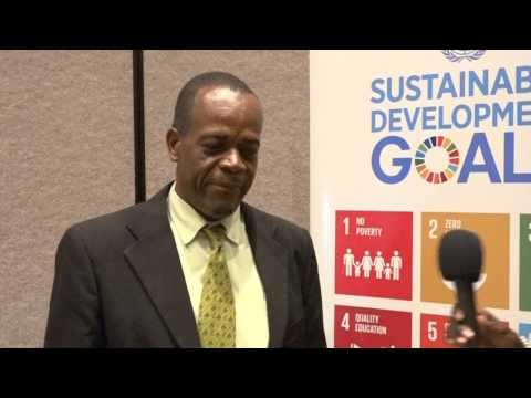 The work of the Min. Agriculture, Antigua and Barbuda in advancing the SDGS || CSDF