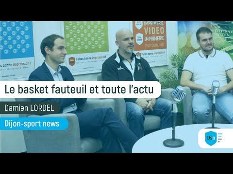 Débrief sportif Dijonnais en Live - 28 octobre - Avec Damien LORDEL