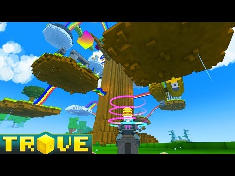 "Trove Let's Play: ""Fairy Treehouse"" - Part 2"