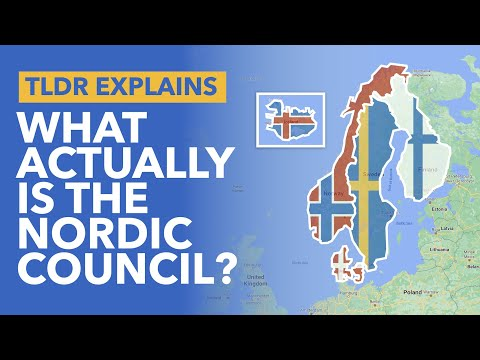 The Nordic Council Explained: Norway, Finland, Sweden, Denmark & Iceland's Union - TLDR News