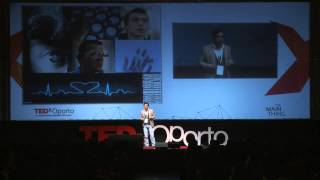 Este filme mete medo - Scary movie | Hugo Carvalho | TEDxOPorto
