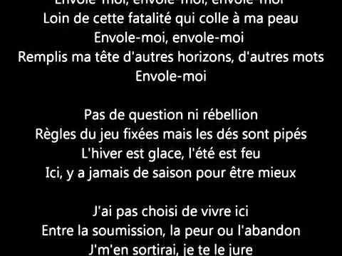 Matt Pokora Feat Tal Envole Moi Lyrics Youtube