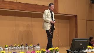 和気藹々カラオケ大会『もう一度札幌』屋野利雄