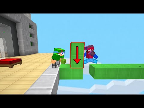 Hypixel Bedwars Trapping Challenge - Minecraft