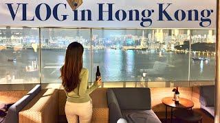 홍콩 일상 브이로그) 란퐁유엔, 소호 센트럴 길거리, …