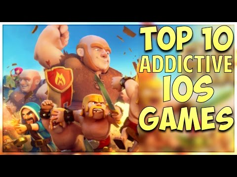 Top 10 Addictive iOS Games (2016)