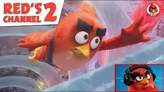 The Angry Birds Movie 2 | Red's YouTube Challenge: The Big Swing!