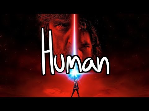 Human Starwars Last Jedi