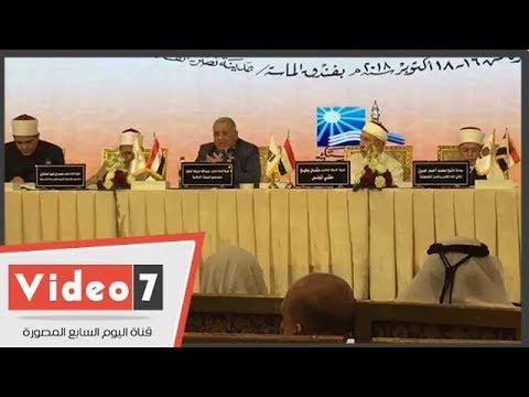 اليوم السابع :عبد الله النجار: كثيراً ممن استغلوا الدين فى المأرب السياسية