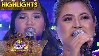 Kim and Elaine enter the Top 6 | Tawag ng Tanghalan