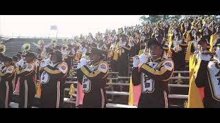 UAPB Band - 'What They Want'  By DMX | Arkansas Game 2021