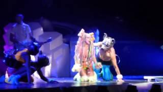 "Lady Gaga - Swine ""Live from ArtRAVE The ARTPOP Ball"" HQ"