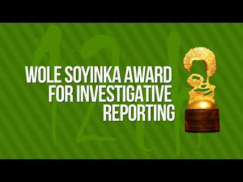 Call for application: 2017 Wole Soyinka Award for Investigative Reporting