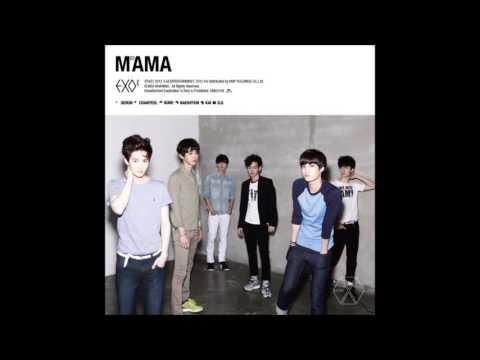 EXO-K Mama (The 1st Mini Album) - EP