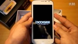 DOOGEE DISCOVERY DG500 Show,HD