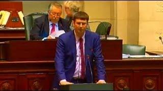 2012_0811 : Kamer : Peter Dedecker heeft twee vragen over Dexia