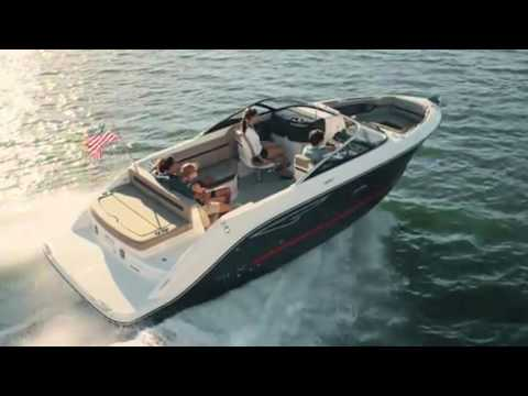Sea Ray 250 SLX Test 2016
